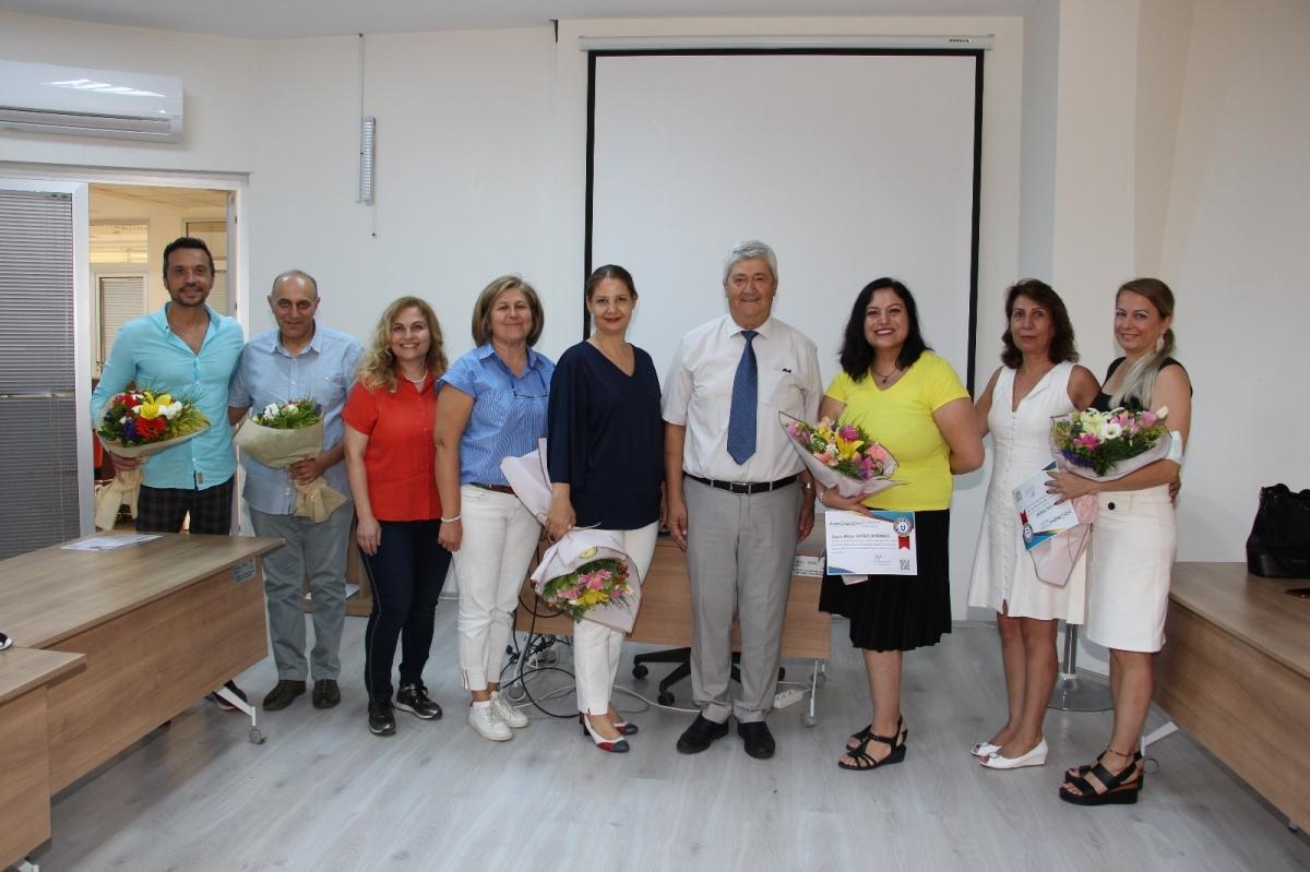 ADÜ'lü öğretim üyelerinden kişisel gelişim eğitimi