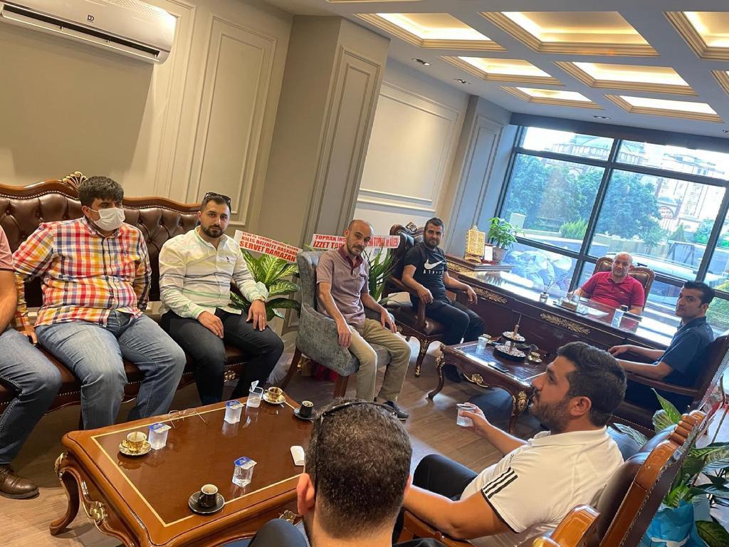 """ALİ RIZA ÖZKELEŞ """"KİLİS'İN DEVASI HAZIR"""""""