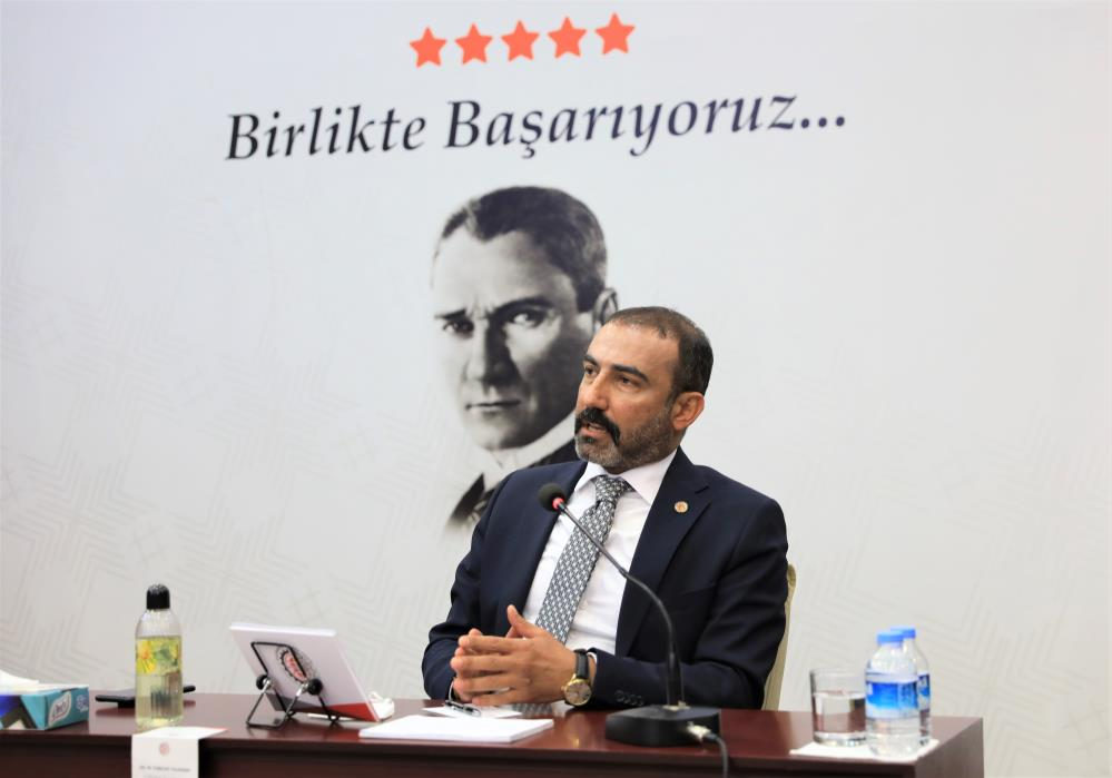 GTO MAYIS AYI MECLİS TOPLANTISI GENİŞLETİLMİŞ OLARAK YAPILDI