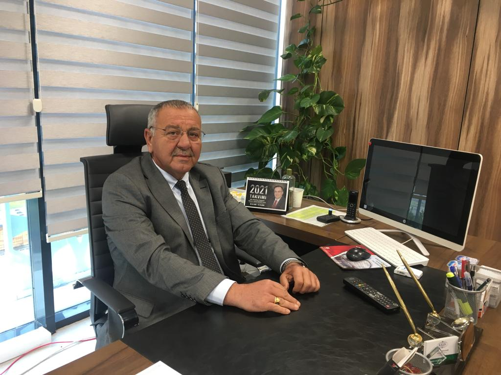 """SERVET ÖZDÜLKAR """"ALO 185 KANAL SU ARIZA 7/24 ÇALIŞIYOR"""""""