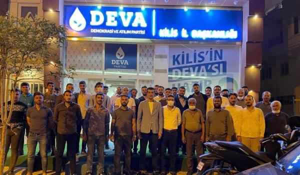 DEVA'DAN GÖVDE GÖSTERİSİ